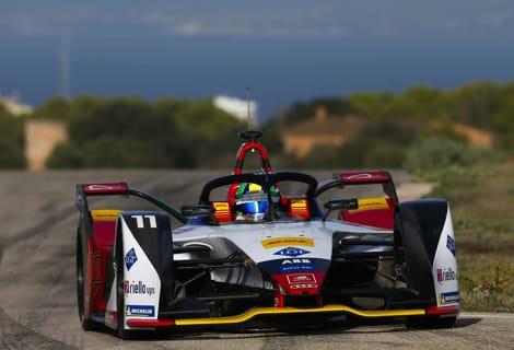 Formula E, Audi svela la nuova monoposto