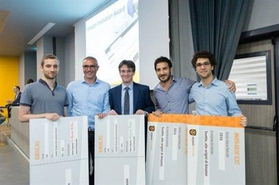 Innovation Award: i giovani universitari alla sfida della robotica
