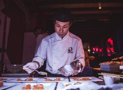 A Roma come in una strada di Tokyo: tra onigiri, tempura e ramen