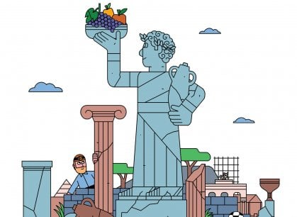 Non solo carbonara: la cucina romana dal garum al garofolato