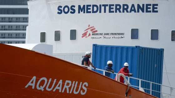 Attaccata sede Sos Mediterranée a Marsiglia