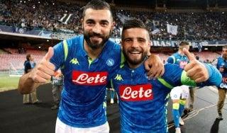 Napoli, Albiol: ''Con Liverpool partita stupenda, ora testa al Sassuolo''
