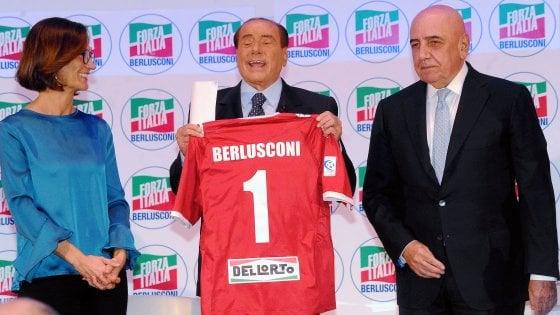"""Monza, Berlusconi sogna un club diverso: """"Italiani, giovani e senza tatuaggi"""""""