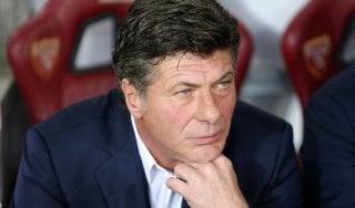 """Torino, Mazzarri: """"Sono stanco degli errori arbitrali, voglio più rispetto"""""""