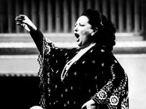 È morta Montserrat Caballé, soprano simbolo di Barcellona