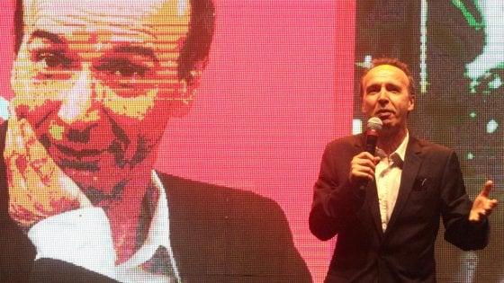 """Roberto Benigni: """"L'amore è un discorso politico forte, oggi l'Europa unita è l'unico sogno rimasto"""""""