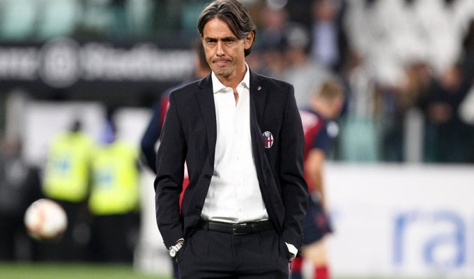 """Bologna, Inzaghi: """"Inaccettabile il primo gol preso"""""""