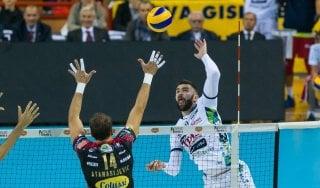 Supercoppa, caduta di Perugia: Trento in finale contro Modena