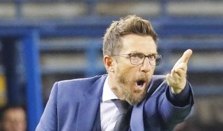 """Roma, Di Francesco: """"Brutta ripresa, dovevamo far meglio. Serve umiltà"""""""
