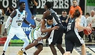 Basket, Serie A: partenza lanciata per Avellino. Cremona batte Trento dopo due overtime