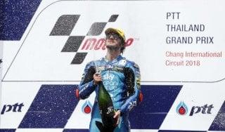 Moto2, Bagnaia vince in Thailandia: il mondiale si avvicina