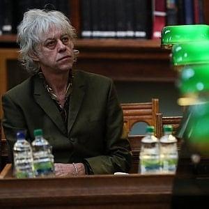 """Brexit, Bob Geldof, con Sting, Sheeran e altri, lancia l'appello e scrive a Theresa May: """"No a prigione culturale'"""""""