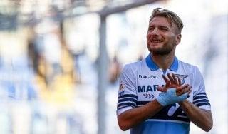 """Lazio, Immobile: """"Vittoria importantissima, abbiamo reagito da uomini"""""""