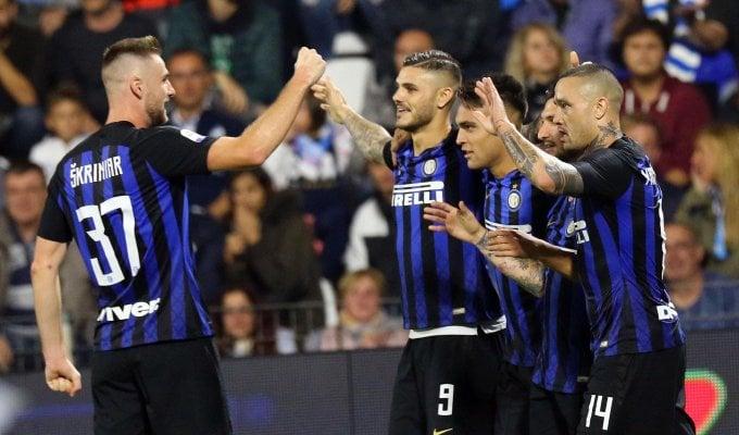 Spal-Inter 1-2: ci pensa ancora Icardi, nerazzurri terzi