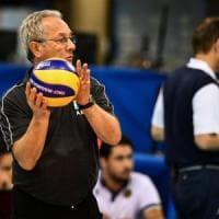 Volley, il ritorno di Velasco: il tecnico 'inventore' di campioni