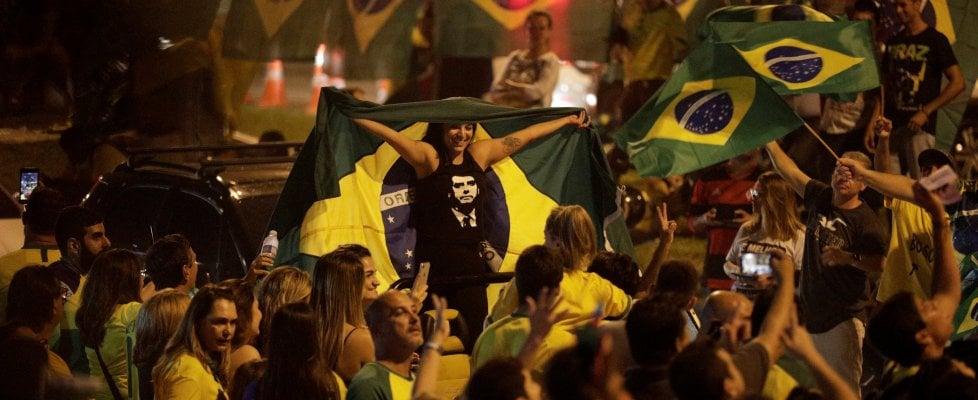 Elezioni presidenziali in Brasile, Bolsonaro vince ma non evita il ballottaggio