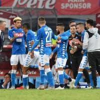 Napoli, con Ancelotti non esistono titolari: 21 gli azzurri impiegati