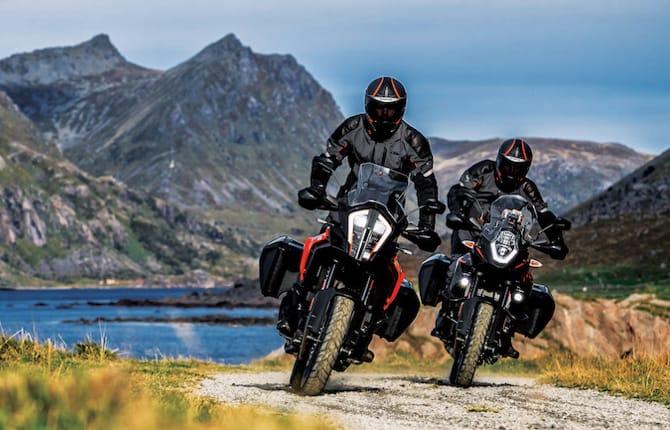 4x4Fest 2018, off-road anche le moto