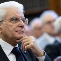 Mattarella ricorda i migranti italiani: