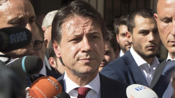 conte pronto a guidare un governo pd-5stelle? falso