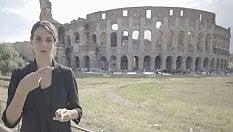 La lingua dei segni diventa arte: Colosseo e San Pietro per i sordi