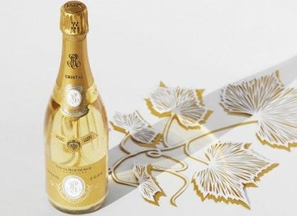Noblesse oblige: altro che Champagne da discoteca, il Cristal  non sbaglia un colpo
