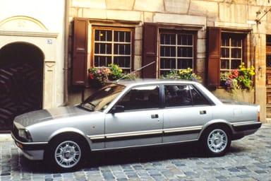 Peugeot 505, l'ultima a trazione posteriore