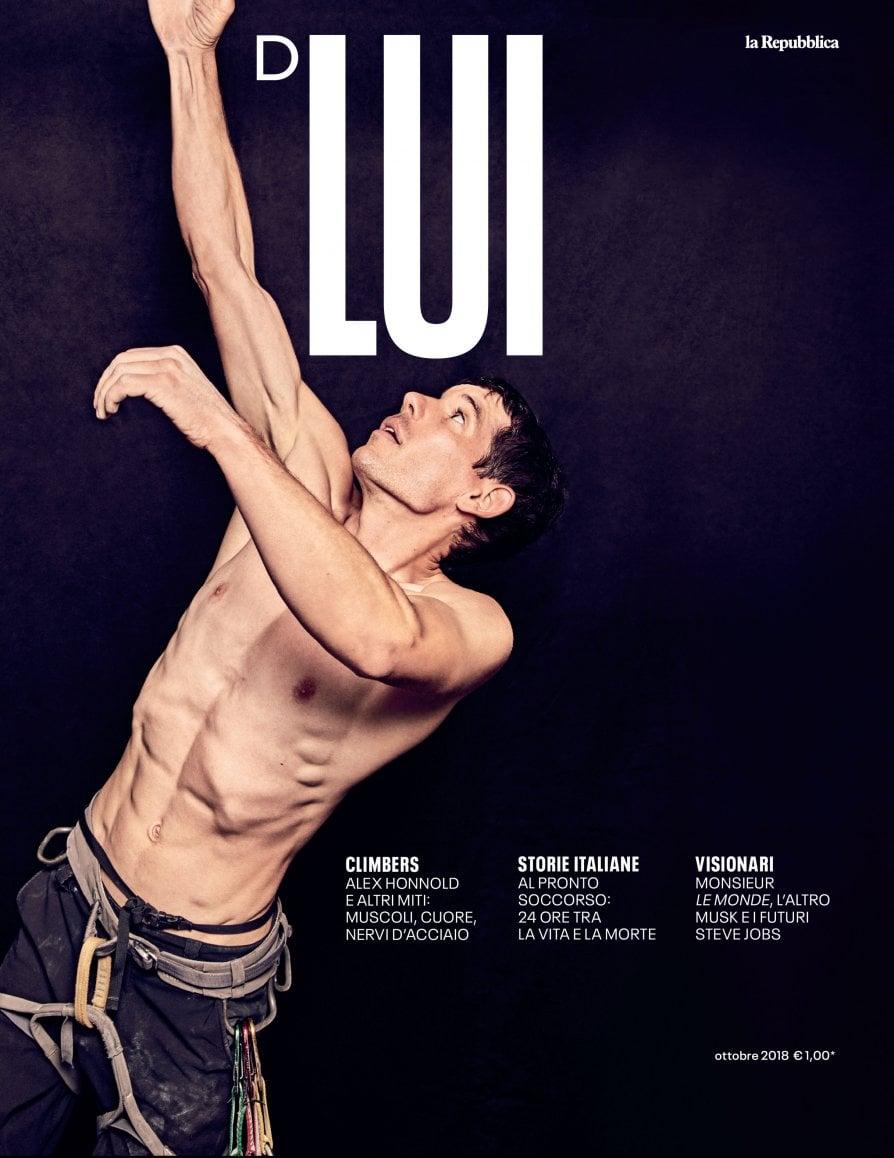 Dlui è tutto nuovo: il magazine maschile di Repubblica in edicola dal 13 ottobre