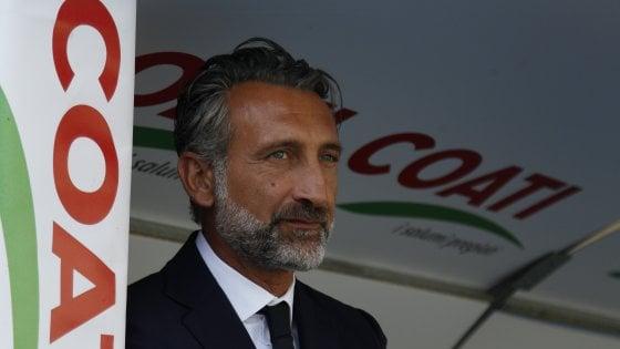 Chievo, ufficiale l'esonero di D'Anna. Ventura sarà il nuovo allenatore