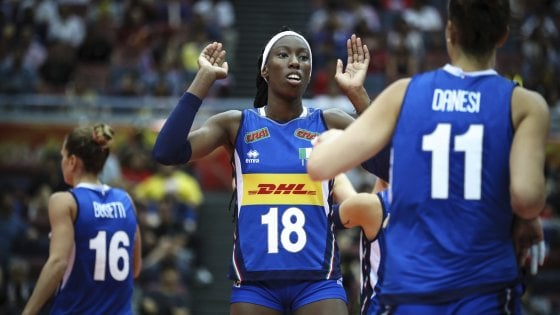 Mondiali Volley, l'Italia batte 3-1 la Russia: azzurre alle Final Six