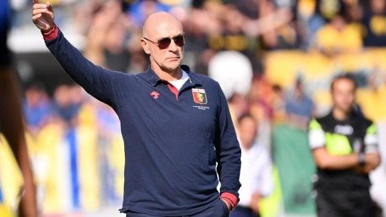 Genoa esonera Ballardini: in panchina Juric