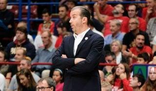Basket, al via l'Eurolega. Pianigiani spinge Milano: ''Siamo dietro le big''