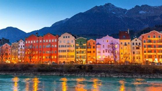 Innsbruck, regina del Tirolo austriaco per una vacanza d'autunno