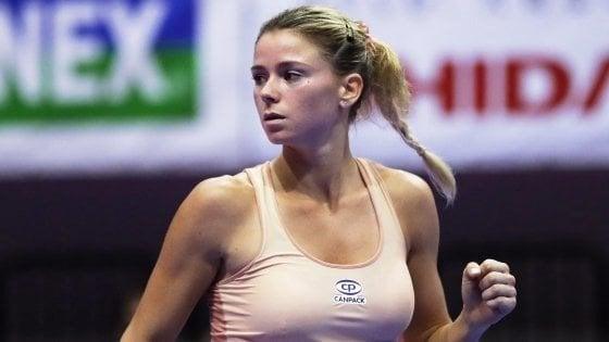 Tennis, Linz: Giorgi supera il 1° turno. Shanghai: esordio ok per Djokovic