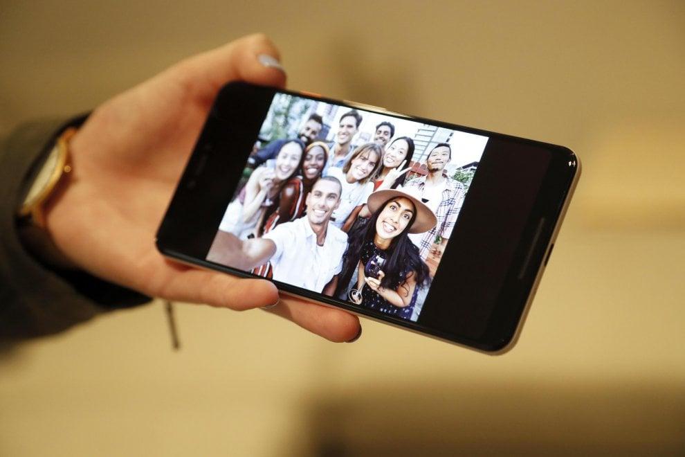 Google svela i suoi nuovi smartphone: Pixel 3 e Pixel 3XL