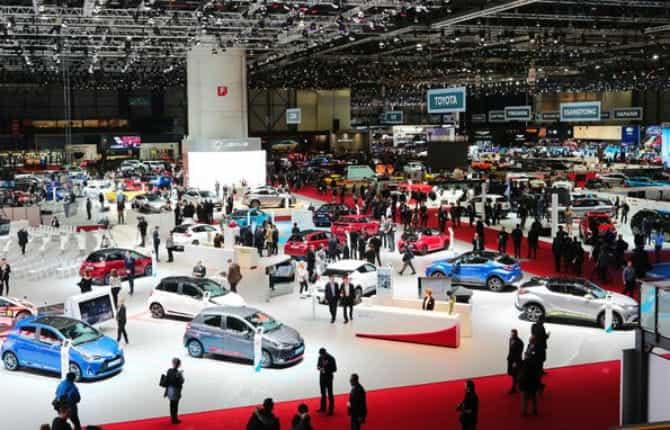 Salone di Ginevra 2019, si scaldano i motori