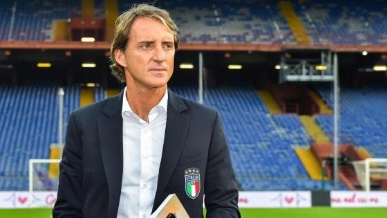 Italia, Mancini alla vigilia dell'Ucraina: