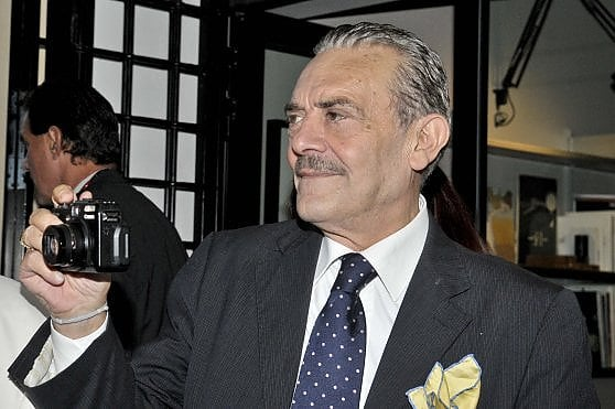"Rino Barillari, sessant'anni di scatti: una mostra e un film celebrano ""The king of paparazzi"""