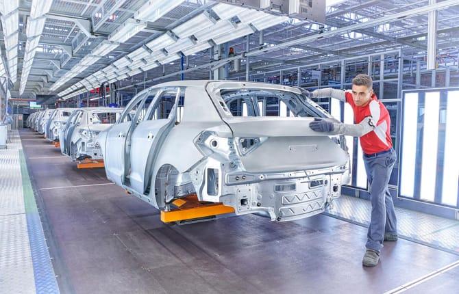 Audi A1 ai blocchi di partenza