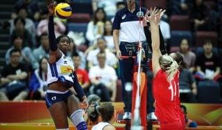 Volley, Mondiali donne: Italia-Russia 3-1, azzurre alla Final Six