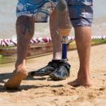 Corri sull'acqua con Action 4 Amputees: il windsurf per disabili è un'eccellenza