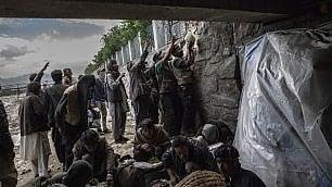 I ragazzi dello zoo di Kabul che vivono e muoiono di eroina
