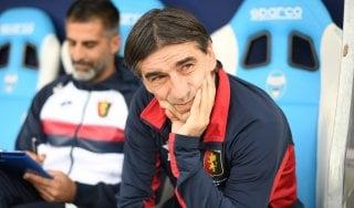 Genoa, Juric: ''Bella sfida, non cerco rivincite''
