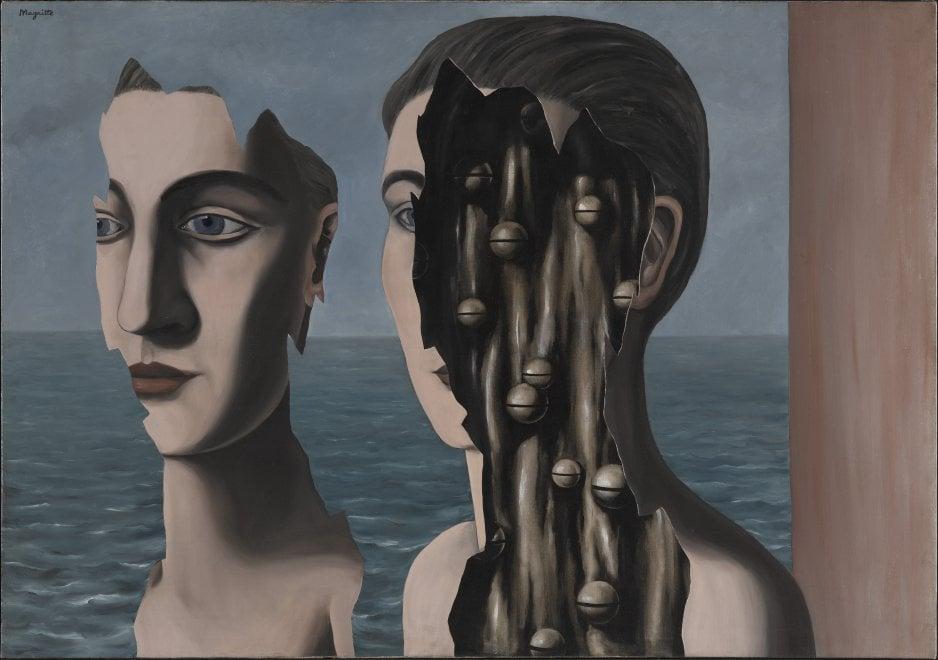 Da Magritte a Duchamp: il surrealismo dal Centre Pompidou