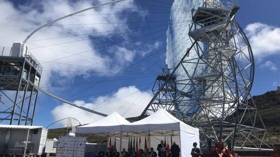 Si ''accende'' il primo telescopio della rete più grande al mondo