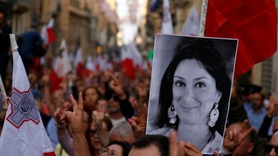 Omicidio Daphne Caruana Galizia, così il governo maltese rimuove le proprie responsabilità