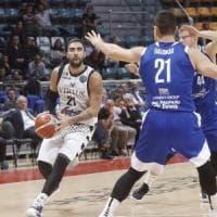 Basket, Torino e Brescia ko in EuroCup. Champions: Bologna fa festa all'overtime