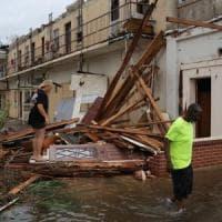 Usa, venti a 250 chilometri orari e un morto in Florida ma ora l'uragano Michael ha perso intensità