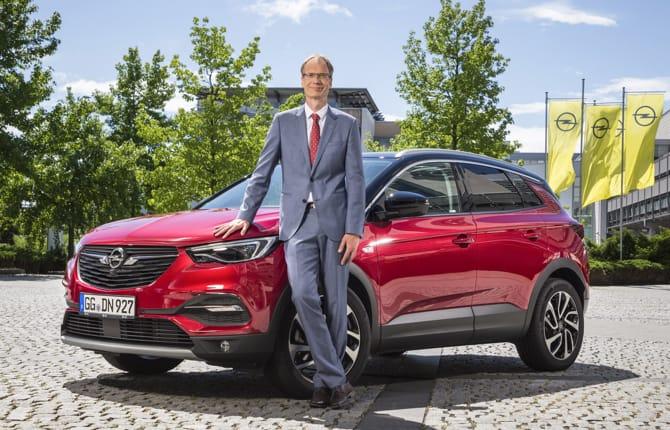 Opel, pioggia di modelli entro il 2020
