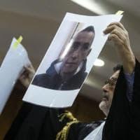 Stefano Cucchi, carabiniere  imputato ammette  il pestaggio al processo e accusa due colleghi.